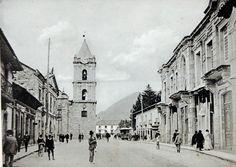 """Hoy, 24 de noviembre, en 1900, los Estados Unidos invadieron Colombia con el pretexto de """"asegurar el servicio de las líneas férreas"""""""