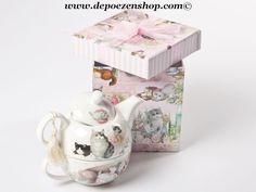 Tea for one Cats Tea