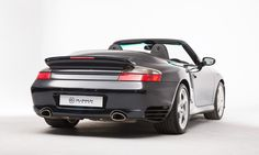2004 PORSCHE 996 TURBO X50