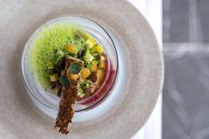 Ceviche, Restaurant, Ethnic Recipes, Food, Gourmet, Kitchens, Light Desserts, Lucerne, Easy Meals