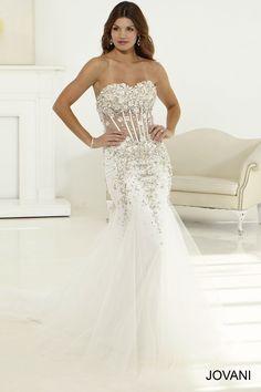 Jovani Bridal JB23960  http://www.jovani.com/wedding-dresses/jb23960