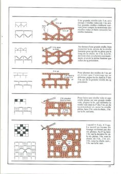 filet crochet technic More how to read charts Some info about filet increases and decreases Image gallery – Page 553802085400894613 – Artofit Maybe you will need these instructions someday Filet Crochet Charts, Crochet Diagram, Crochet Motif, Crochet Doilies, Crochet Lace, Crochet Square Patterns, Crochet Stitches Patterns, Crochet Symbols, Fillet Crochet
