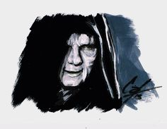 emperor star wars art - Google Search
