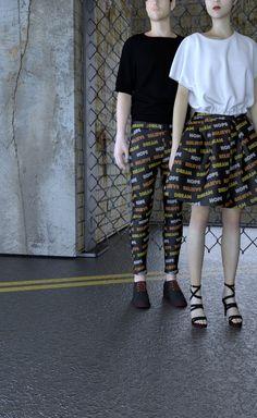 #imperialfashion #VirtualProject #3d #fashiontech
