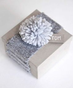 Get creative with Christmas gift wrapping this year with these easy christmas gift wrapping ideas that will make your presents look professionally wrapped Creative Gift Wrapping, Wrapping Ideas, Creative Gifts, Wrapping Papers, Craft Gifts, Diy Gifts, Handmade Gifts, Holiday Gifts, Christmas Gifts