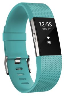 Fitbit Charge 2 Heart Rate & Activity Tracker