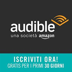 Amazon presenta Audible: la piattaforma dei libri audio!