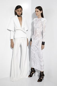 Balmain Resort 2015. See the entire collection on Vogue.com.