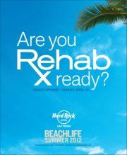 Rehab Grand Opening ft DJ Pauly D