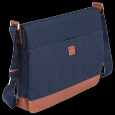 DELSEY - VILLIERS MESSENGER BAG - PC PROTECTION