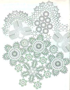 View album on Yandex. Crochet Diagram, Crochet Chart, Crochet Motif, Irish Crochet, Free Crochet, Knit Crochet, Crochet Patterns, Lace Doilies, Crochet Doilies