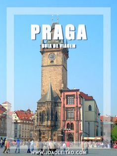 VISITAR PRAGA