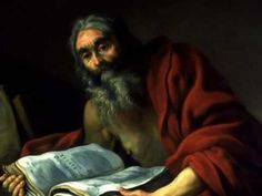 Saint of the Day – September 30 – St Jerome – Priest, Confessor, Theologian, Historian, Hermit and Doctor Patron of archeologists;A Yearbook of Saints Catholic Prayers, Catholic Saints, Catholic Art, Today's Saint, Saint Feast Days, St Jerome, Pray For Us, Blessed Mother, Christ