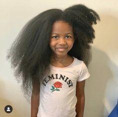 @charliesplaytime giving #blackgirlmagic Hair Shrinkage, Natural Kids, Natural Hair Styles, Long Hair Styles, Black Girl Magic, Beauty, Long Hairstyle, Long Haircuts, Long Hair Cuts