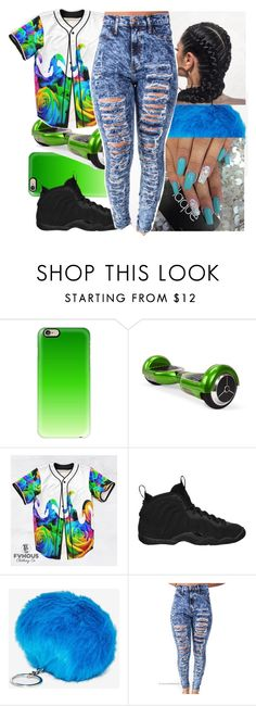 """""""cut that b**** off~K CAMP FT. 2 CHAINZ"""" by juske ❤ liked on Polyvore featuring Casetify, NIKE and Presh"""