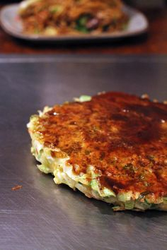 One of the best eats you can find on the streets (and in restaurants) of Japan - Okonomiyaki