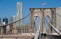 The Elegant Brooklyn Bridge: Connector Of Manhattan, Brooklyn