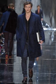 Berluti Men's RTW Fall 2015 - Slideshow