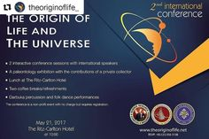 Live on A9 TV youtube @a9televizyonu #Repost @theoriginoflife_ (@get_repost)  #theoriginoflifeandtheuniverse #conference