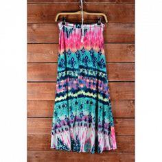 Lala Maxi Skirt