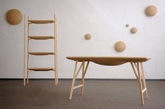 Bloated collection by Damien Gernay at Mint during LDF 2013