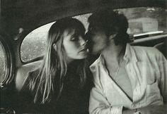 kitty-en-classe: Birkin et Gainsbourg, 1969