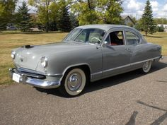 1952 Kaiser Traveler for sale | Hemmings Motor News