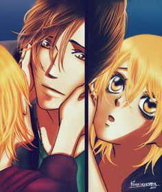 The Ren's face!! x3