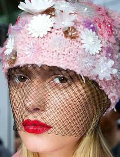 Sigrid Agren | CHANEL Haute Couture SS 2015