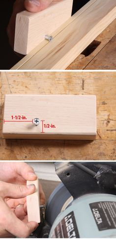 Shopmade beading tool is effective and easy-to-use #woodworking #workshop