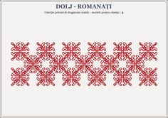 Semne Cusute Beading Patterns, Knitting Patterns, Embroidery Applique, Embroidery Ideas, Couture, Hama Beads, Blackwork, Pixel Art, Crochet