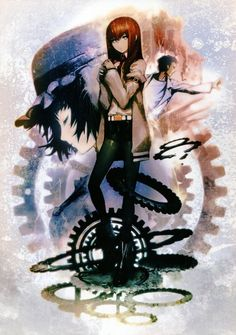 huke, White Fox, Nitro+, Steins Gate, Steins Gate Visual Works