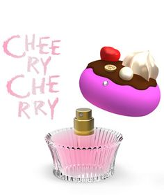 Cheery Cherry Alice & Peter perfume - a new fragrance for women 2012