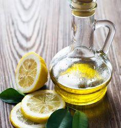 Descubre los beneficios curativos de esta simple mezcla de aceite de oliva con limón - Vida Lúcida