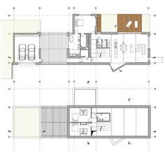 Casa rivestita con gabbioni di pietra by Kropka Studio | ARC ART blog by Daniele Drigo