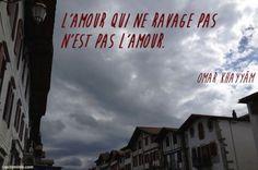 Citation de Omar Khayyâm