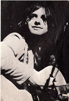 Greg Lake - Emerson Lake & Palmer - ELP - Early 1970s