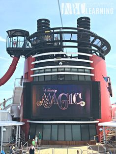Reasons why the Disney Magic Cruise Ship is on our family bucket list! Explore onboard the Disney Magic Cruise Ship, including Tangled the Musical! Bucket List Movie, Bucket List Family, Disney Magic Cruise Ship, Disney Cruise Line, Cruise Ships, Learn Magic, Shore Excursions, Florida, Explore