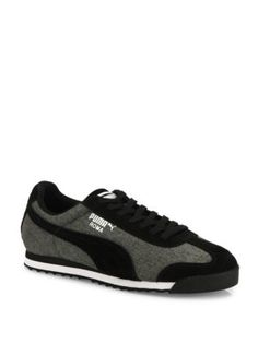 e7745d88845f PUMA Roma Denim Low-Top Sneakers.  puma  shoes  sneakers