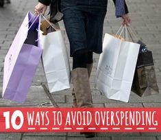 10 Ways to Avoid Overspending on Extras