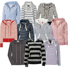 STRIPES. I need all of these.