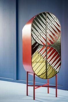 À l'occasion de la Milan Design Week, Spazio Pontaccio a présenté une collection exclusive de meubles imaginée par Patricia Urquiola et Federico Pepe. La c