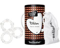 Penisringe von Belladot Neuheit aus schweden