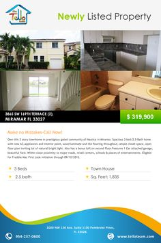 3865 SW 169TH TERRACE (2), MIRAMAR FL 33027