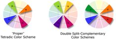 For color theory in art and design, heres an illustrated list of useful color terms!