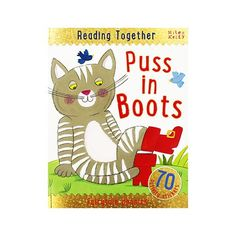 Puss in Boots. Fairytale phonics