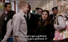 rhydians got a girlfriend  Wolfblood