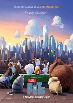 The Secret Life Of Pets saw this on 20-08-2016 (with Erik)