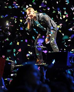 Coldplay at American Airlines Arena - Miami New Times Miami Music, Phil Harvey, American Airlines Arena, Jonny Buckland, Old Names, Downtown Miami, British Rock, New Times, Britpop