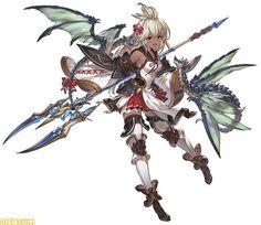 Granblue Gaijins On Twitter Character Art Fantasy Character Design Art